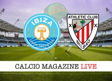 Ibiza Athletic Bilbao cronaca diretta live risultato in tempo reale