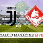 Juventus u23 Piacenza cronaca diretta live risultato in tempo reale