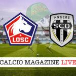 Lille Angers cronaca diretta live risultato in tempo reale