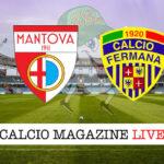 Mantova Fermana cronaca diretta live risultato in tempo reale