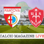 Mantova Triestina cronaca diretta live risultato in tempo reale