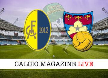 Modena Gubbio cronaca diretta live risultato in tempo reale