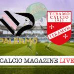 Palermo Teramo cronaca diretta live risultato in tempo reale