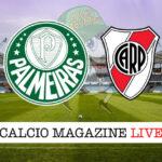 Palmeiras River Plate cronaca diretta live risultato in tempo reale