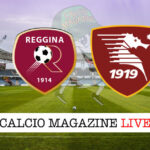 Reggina Salernitana cronaca diretta live risultato in tempo reale
