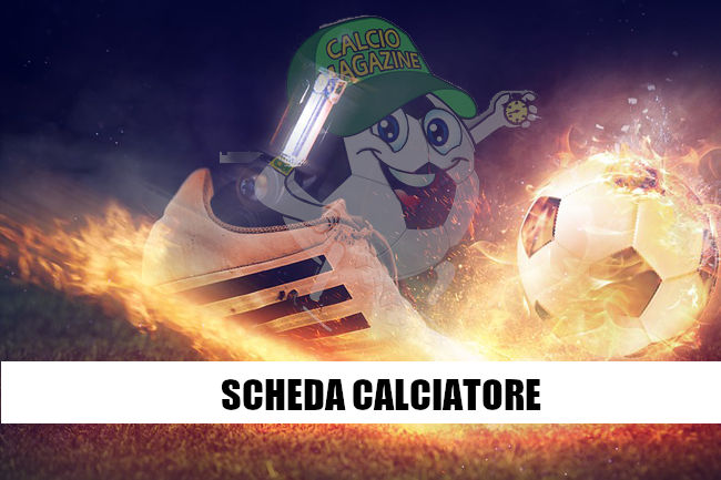 scheda calciatore