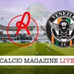 Vicenza Venezia cronaca diretta live risultato in tempo reale
