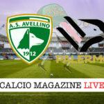 Avellino Palermo cronaca diretta live risultato in tempo reale