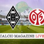 Borussia Monchengladbach Mainz 05 cronaca diretta live risultato in tempo reale