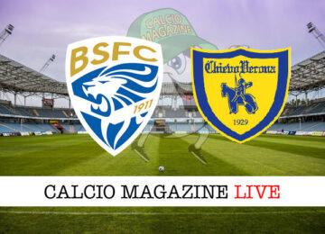 Brescia ChievoVerona cronaca diretta live risultato in tempo reale