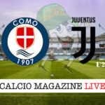 Como Juventus U23 cronaca diretta live risultato in tempo reale