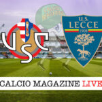Cremonese Lecce cronaca diretta live risultato in tempo reale