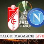 Granada Napoli cronaca diretta live risultato in tempo reale