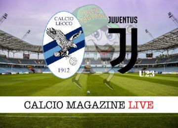 Lecco Juventus u23 cronaca diretta live risultato in tempo reale