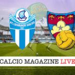 Legnago Salus Gubbio cronaca diretta live risultato in tempo reale