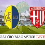 Modena Matelica cronaca diretta live risultato in tempo reale
