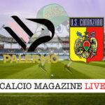 Palermo Catanzaro cronaca diretta live risultato in tempo reale