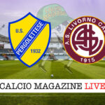 Pergolettese Livorno cronaca diretta live risultato in tempo reale