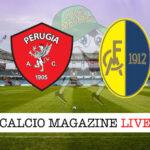 Perugia Modena cronaca diretta live risultato in tempo reale