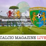 Ravenna FeralpiSalò cronaca diretta live risultato in tempo reale