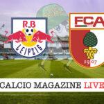 RB Lipsia Augusta cronaca diretta live risultato in tempo reale