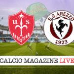 Triestina Arezzo cronaca diretta live risultato in tempo reale