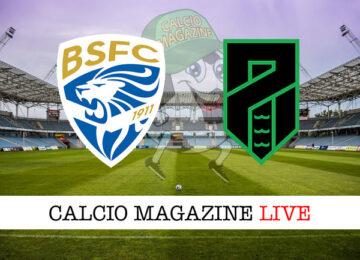 Brescia - Pordenone cronaca diretta live risultato in tempo reale