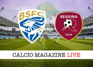 Brescia Reggina cronaca diretta live risultato in tempo reale