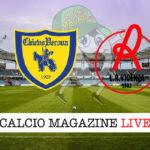 ChievoVerona Vicenza cronaca diretta risultato in tempo reale
