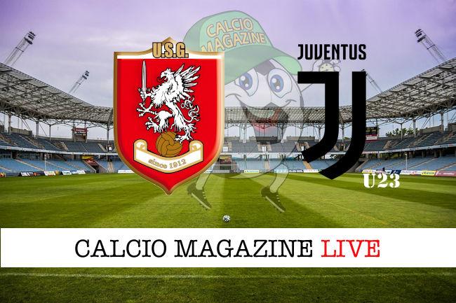 Grosseto Juventus u23 cronaca diretta risultato in tempo reale