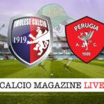 Imolese Perugia cronaca diretta live risultato in tempo reale