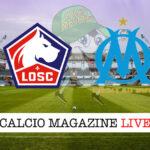 Lille Marsiglia cronaca diretta risultato in tempo reale