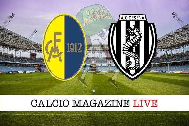 Modena Cesena cronaca diretta live risultato in tempo reale