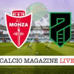 Monza Pordenone cronaca diretta risultato in tempo reale