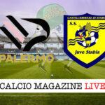Palermo Juve Stabia cronaca diretta risultato in tempo reale