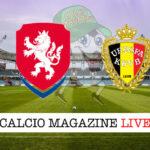 Repubblica Ceca Belgio cronaca diretta live risultato in tempo reale
