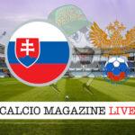 Slovacchia - Russia cronaca diretta live risultato in tempo reale
