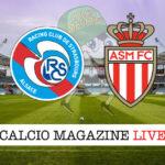 Strasburgo Monaco cronaca diretta risultato in tempo reale