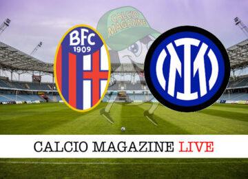 Bologna Inter cronaca diretta live risultato in tempo reale