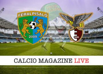 FeralpiSalò - AJ Fano cronaca diretta live risultato in tempo reale
