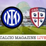 Inter Cagliari cronaca diretta live risultato in tempo reale