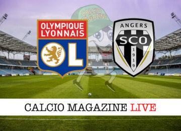Lione Angers cronaca diretta live risultato in tempo reale