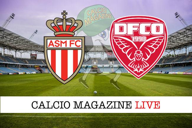 Monaco Dijon cronaca diretta live risultato in tempo reale