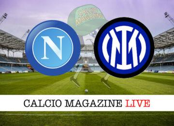 Napoli Inter cronaca diretta live risultato in tempo reale