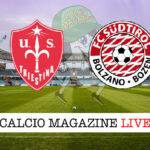 Triestina - Südtirol cronaca diretta live risultato in tempo reale