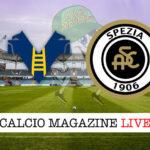 Hellas Verona - Spezia cronaca diretta live risultato in tempo reale