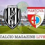 Cesena Mantova cronaca diretta live risultato in tempo reale