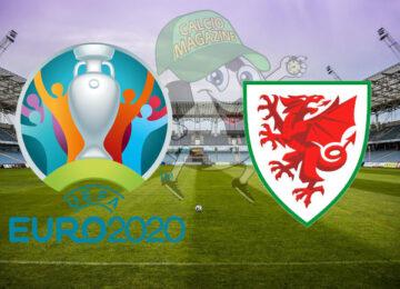Euro 2020 Galles