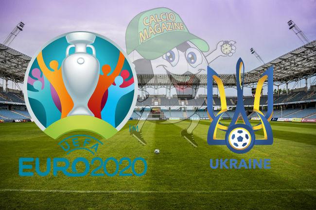 euro 2020 ucraina