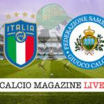 Italia San Marino cronaca diretta live risultato in tempo reale